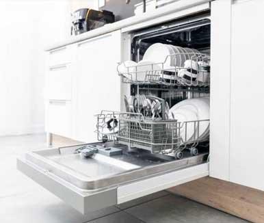 Dishwasher Preparation