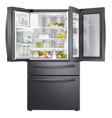 Refrigerator & Freezer Appointment Preparation