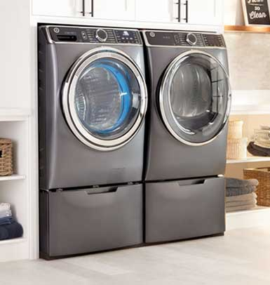 Washer and Dryer Preparation we are here to help.