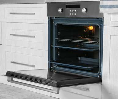 Virtual Oven Repair